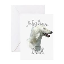 Afghan Dad2 Greeting Card