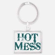 HOT MESS Keychains