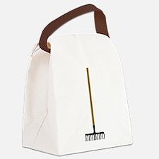 Rake Canvas Lunch Bag