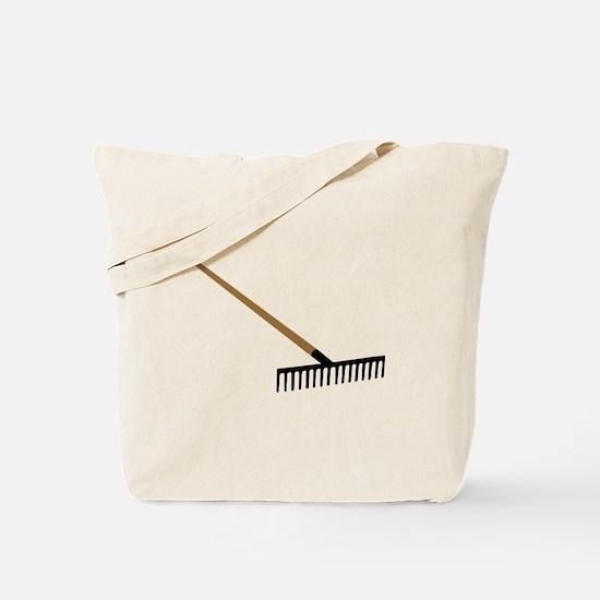 Rake Tote Bag