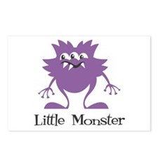 Little Monster Postcards (Package of 8)