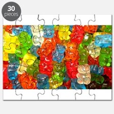 Gummy Bear Candies Puzzle