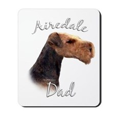 Airedale Dad2 Mousepad
