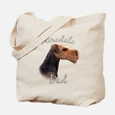 Airedale Dad2 Tote Bag