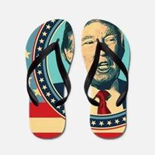 donald trump for president Flip Flops