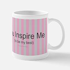 Inspire Be Best Mugs