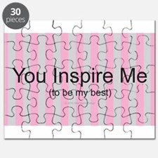 Inspire Be Best Puzzle