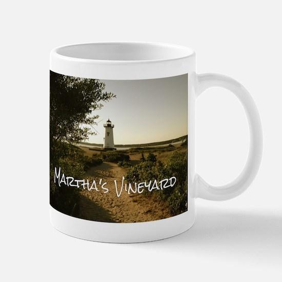 Lighthouse Path Mugs