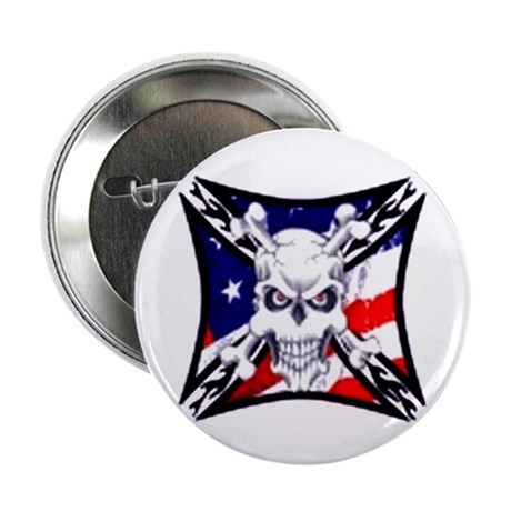 "American Pride 2.25"" Button (100 pack)"
