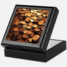 PENNIES Keepsake Box