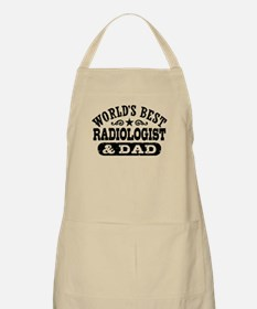 World's Best Radiologist and Dad Apron
