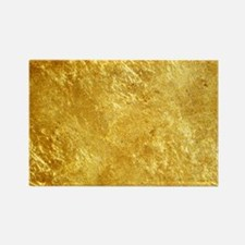 GOLD Rectangle Magnet