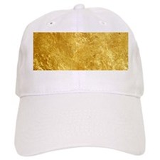 GOLD Baseball Baseball Cap