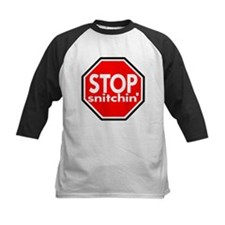 Stop Snitching Snitchin' Tee