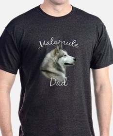 Malamute Dad2 T-Shirt