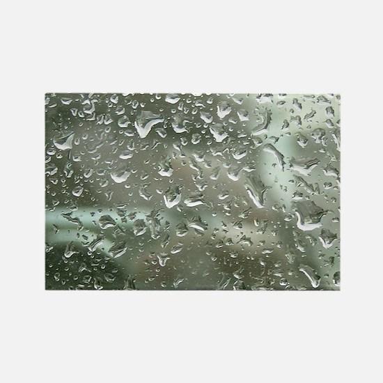 Rain Drops Magnets