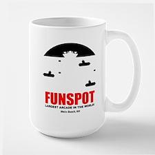 Retro Sub Mug