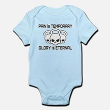 Pain is temporary Body Suit