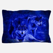 Winter Wolves (Wolf) Pillow Case