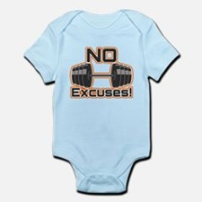 No Excuses Body Suit