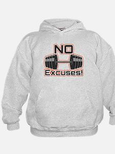 No Excuses Hoodie