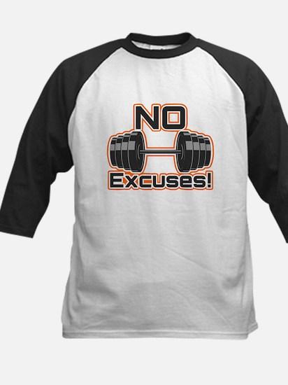 No Excuses Baseball Jersey