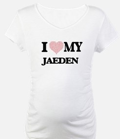 I Love my Jaeden (Heart Made fro Shirt