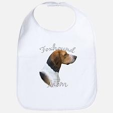 Foxhound Mom2 Bib