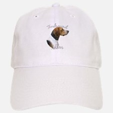 Foxhound Mom2 Baseball Baseball Cap