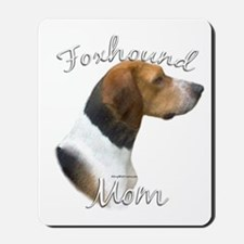 Foxhound Mom2 Mousepad