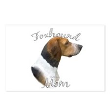 Foxhound Mom2 Postcards (Package of 8)