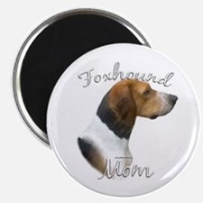 Foxhound Mom2 Magnet