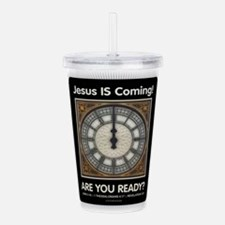 Jesus is Coming Acrylic Double-wall Tumbler