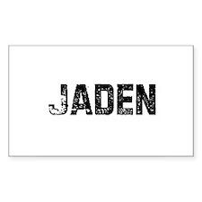 Jaden Rectangle Decal