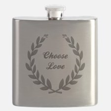 CHOOSE LOVE Flask