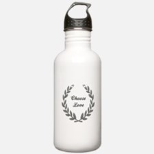 CHOOSE LOVE Water Bottle