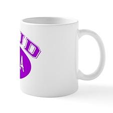 Proud Abuela (purple) Mug