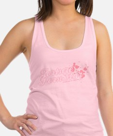 Cute Andres Racerback Tank Top