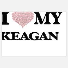 Funny Keagan Wall Art