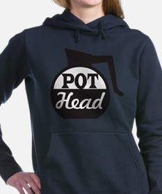 Unique Weed Women's Hooded Sweatshirt