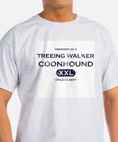 Property of TW Coonhound T-Shirt
