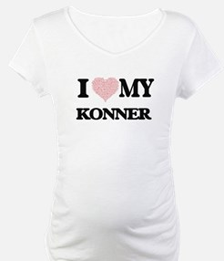 I Love my Konner (Heart Made fro Shirt