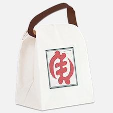 Funny Manuel Canvas Lunch Bag