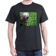Chinese Crested Thinking Of You T-Shirt