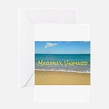 Chappaquiddick Beach Greeting Cards