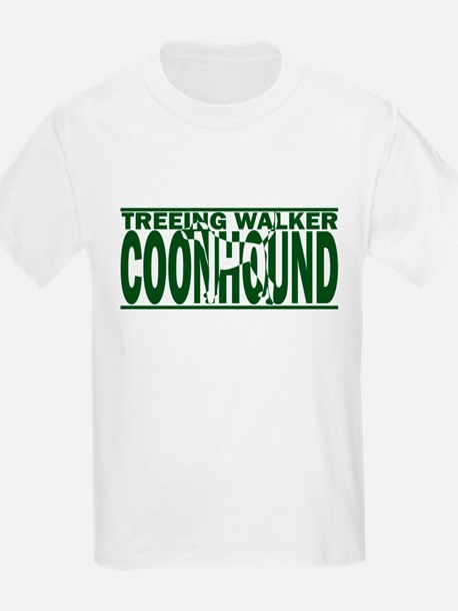 Hidden TW Coonhound T-Shirt