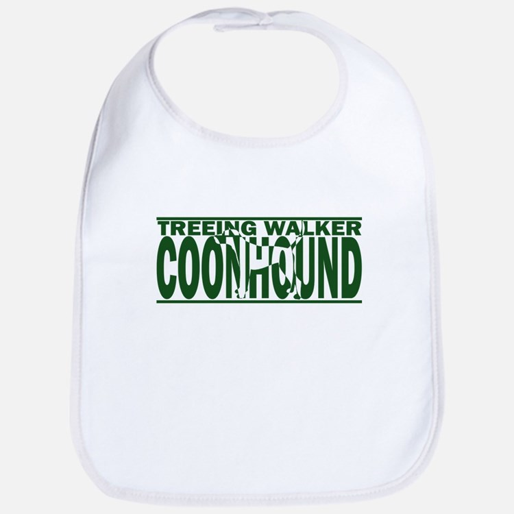 Hidden TW Coonhound Bib