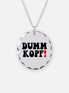 DUMMKOPF! - Necklace