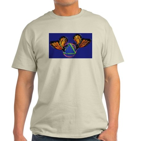 Recovery Butterfly Light T-Shirt