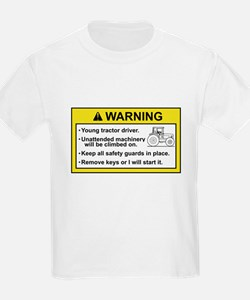 Tractor Driver T-Shirt